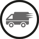 First delivery icon
