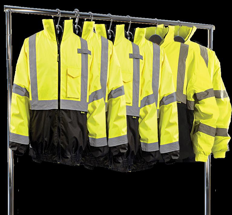 Reinigiung und Reparatur Arbeitskleidung Wijnands