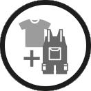 Beratung und Zusammenstellung von passenden Arbeitskleidungssets für jeden Mitarbeiter