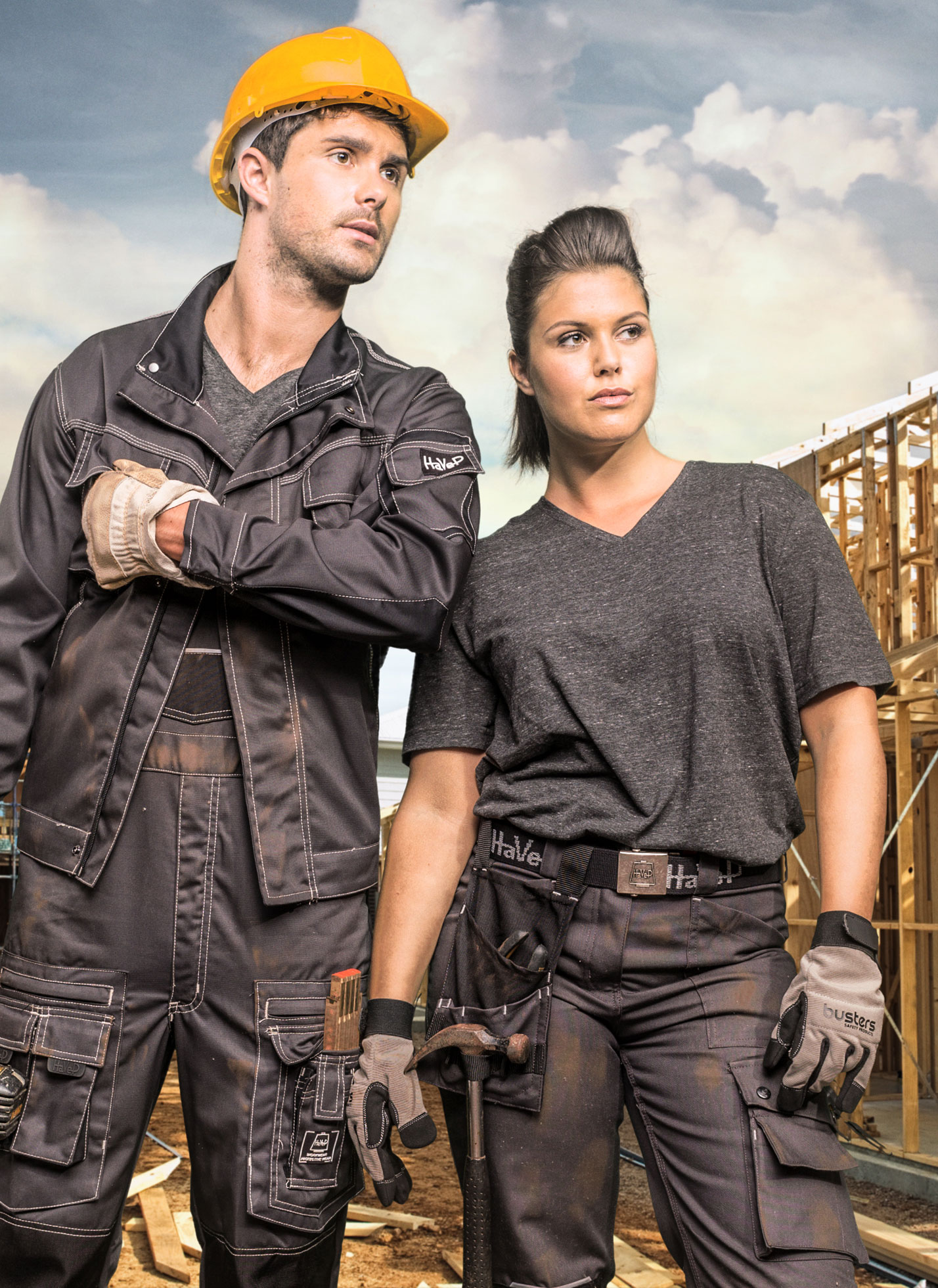 Worry-free workwear by Wijnands